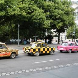 Trabant safari Berlin