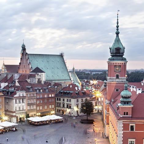 Weekendophold i Warszawa - Storbyferie i Warszawa | Rejsefeber.dk