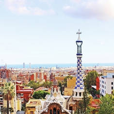 Weekend i Barcelona