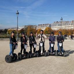 Paris på Segway Logic Way